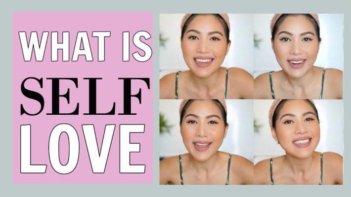 รักตัวเองคืออะไร